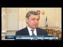 Первое интервью телеканалу БСТ