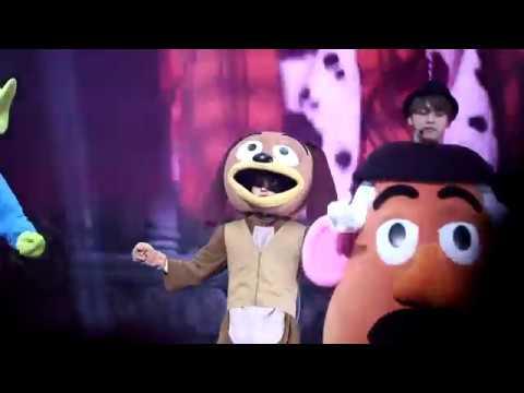 Fancam 190127 VIXX Fantasy Ken Focus @ VIXX ST★RLIGHT 5TH FAN MEETING V TOY STORY