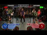 Vortex Sport Video ИСПАНСКИЙ ГИГАНТ VS РУССКИЙ БОГАТЫРЬ VORTEX SPORT BATTLE #7
