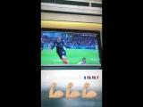 Gasly watching France Peru