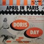 Doris Day альбом April In Paris (Expanded Edition)