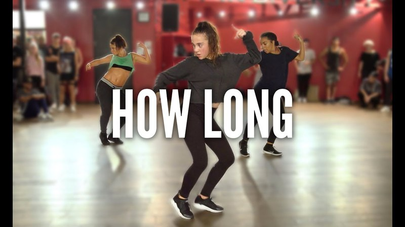 CHARLIE PUTH - How Long | Kyle Hanagami Choreography