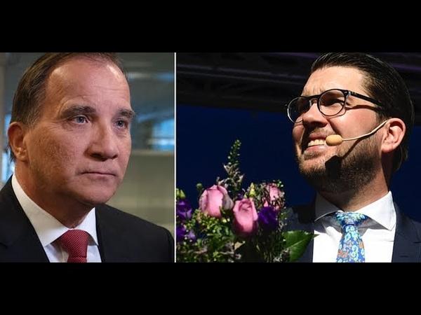 """INTERVJU: Åkesson om bråken med Löfven """"Han är inte saklig"""""""