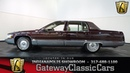 1996 Cadillac Fleetwood Brougham Indianapolis Showroom Stock 880