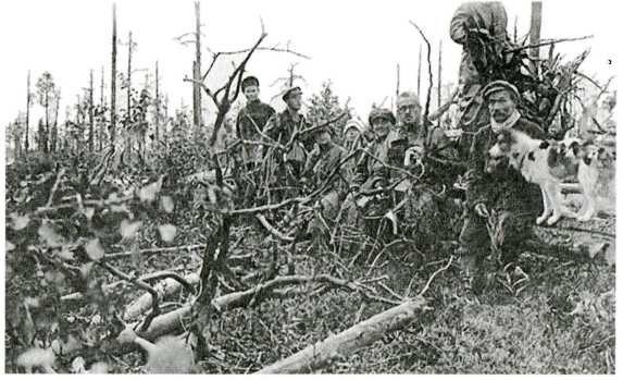 В поисках Гипербореи, секретная экспедиция НКВД