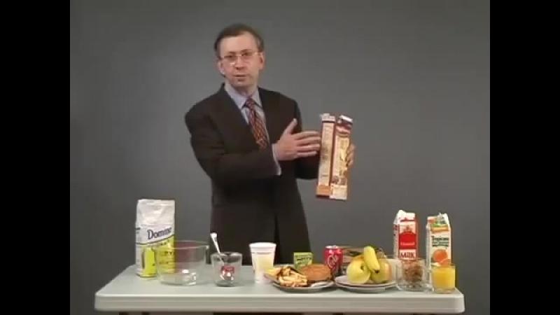 Про нарушение углеводного обмена Про сахар Константин Монастырский