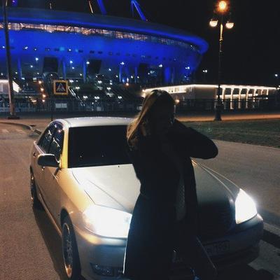 Кристина Сухова