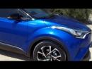 Обзор подержанного Toyota C HR гибрид глазами владельца