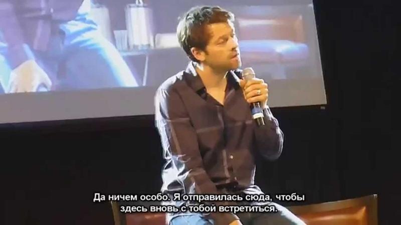 Jibcon 2014 - пятничная панель Миши, часть 2 [rus subs]