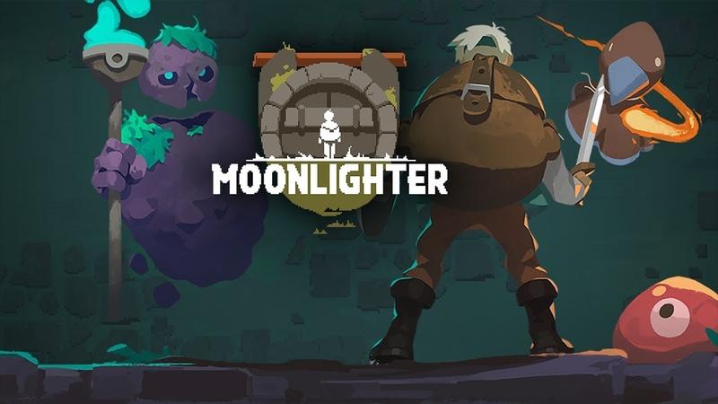 Moonlighter 1 ☻ Еврейская натура