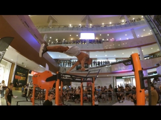 WSWCF Academy Street Workout World Cup Stage in Sofia (Final - part 1)