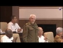 Aprueban diputados cubanos nuevo Consejo de Ministros