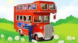 Wheels On The Bus Nursery Rhymes for Babies Videos for Kids