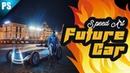 Speed Art Future Car Photo manipulation tutorial