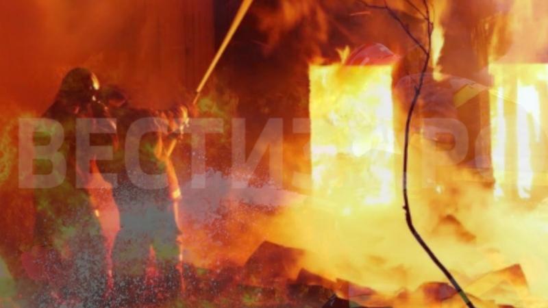 Вытегорский пироман оставил без крыши над головой 4 семьи и пострадал сам