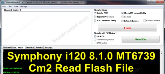 Mt6739 Flash Tool