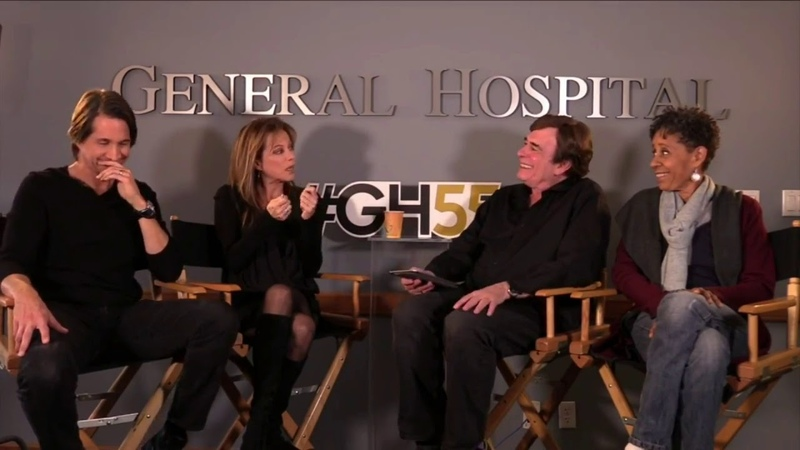 GH EMMY NOMINEES CHAT Alexis Carly Ned Finn Kiki Ava General Hospital Promo Preview 4-20-18 4-21-18