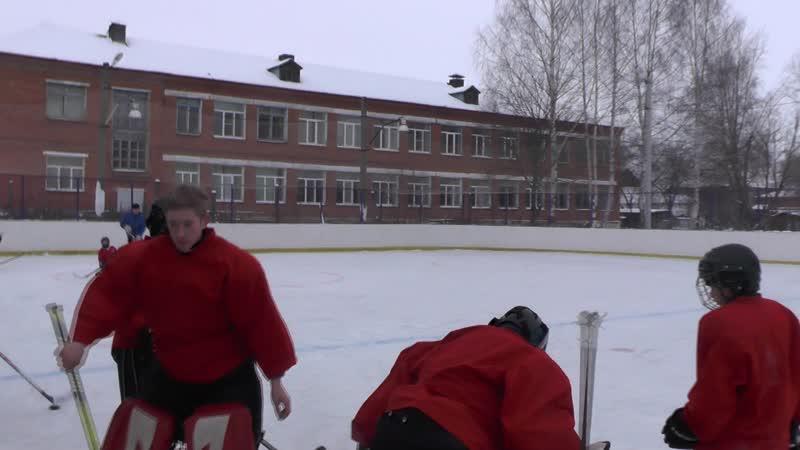 00059 Тренировка команд С Нохрина и Князева В