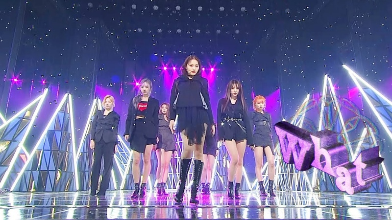 [Comeback Stage] 180923 DreamCatcher (드림캐쳐) - What @ 인기가요 Inkigayo [2K 60FPS]