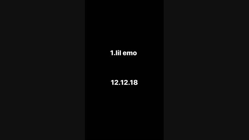 1.lil emo(snipet)