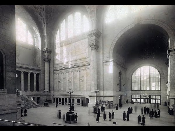 A landmark decision Penn Station, Grand Central, and the architectural heritage of NYC