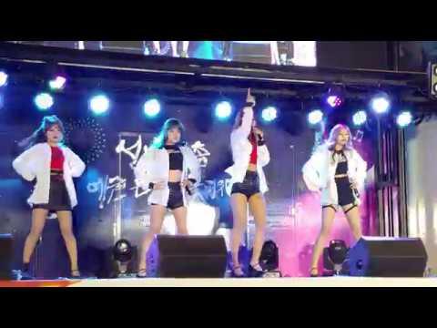핸드폰 G7 4K UHD 60P 걸그룹 배드키즈 (Badkiz) 'Give It To Me' 가을애 콘서트 행사 공연 직캠(fancam)