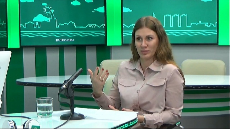 Гость на Радио 2. Екатерина Старцева, психолог ГПС Психологи. Проблемы подросткового общения.