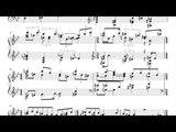Keith Jarrett Autumn Leaves Solo Intro Transcription