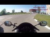 Yamaha r1 vs Honda Today