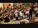Дуэт баянистов Мастер класс и оркестр Перезвоны
