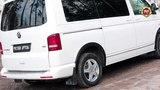 Накладки на колёсные арки Volkswagen Transporter T5 рестайлинг (russ-artel.ru)