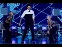Eska Music Awards 2015 Adam Lambert - Ghost Town / wręczenie nagrody