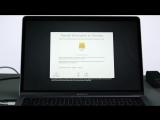 Apple Internal Repair Video - MacBook Pro 2016 and 2017 Customer Data Migration Tool