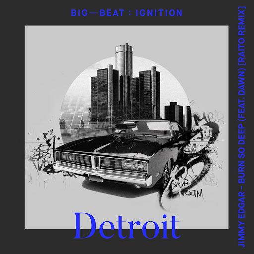 Jimmy Edgar альбом Burn So Deep (feat. Dawn Richard) [Raito Remix]