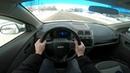 2013 Chevrolet Cobalt 1.5L 106HP POV TEST DRIVE