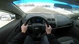 2013 Chevrolet Cobalt 1.5L (106HP) POV TEST DRIVE