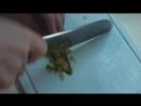 Филе пангасиуса в сухарях с белым соусом видеорецепт