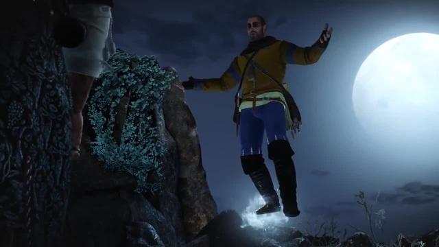 Король и шут-Кукла колдуна