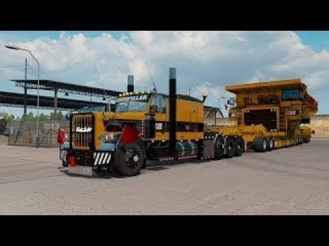 ATS_Special Transport __Первый взгляд__