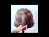 Simple beautiful hairstyle - Best hairstyle in the world _ Braided hairstyle 201