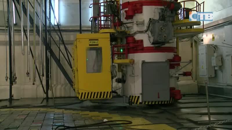 18.12.2018 Первый энергоблок с реактором РБМК-1000 Ленинградской атомной станции готовят к выводу из эксплуатации