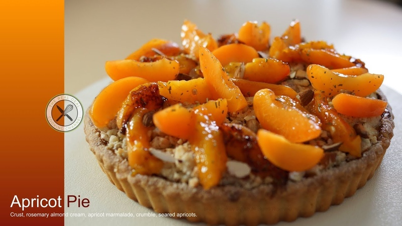 Apricot Pie Recipe – Bruno Albouze – The Real Deal