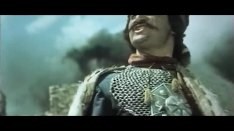 Кёр-оглы (1960). Сражение между войсками Гасан-хана и Кёр-оглы