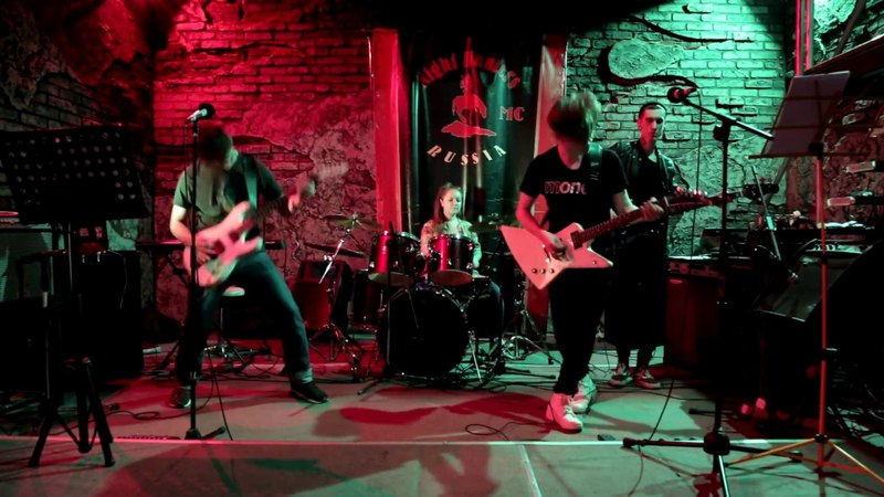 Metallica Fade to black Anastasiya Sidorova drum cover