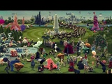 The Garden of Earthly Delights ca 14951505 by Hieronymus Bosch animated b