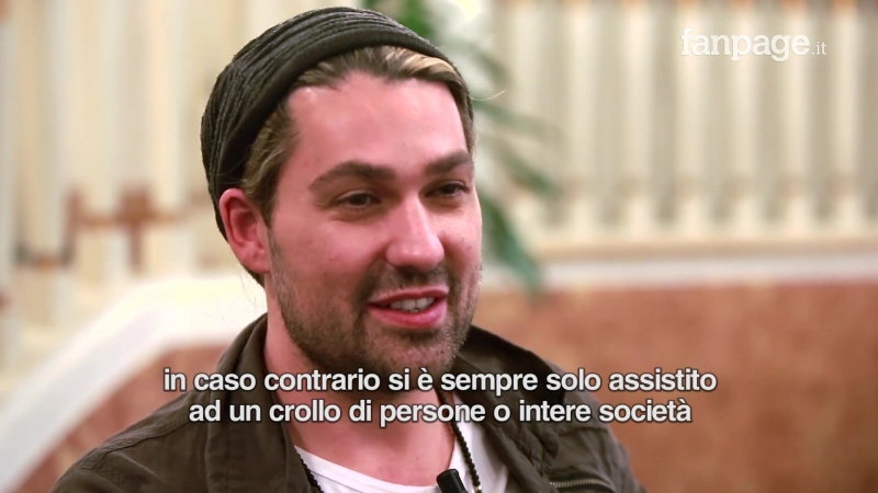 David Garrett on tour Rock and classical music are quite similar, Its alla about hard work