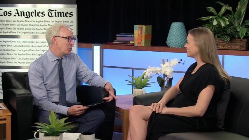 You learn something on every job, says Yvonne Strahovski of Handmaid's Tale