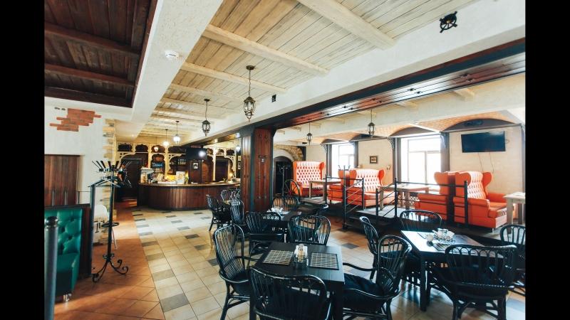 Зал-ресторан Grand Horse