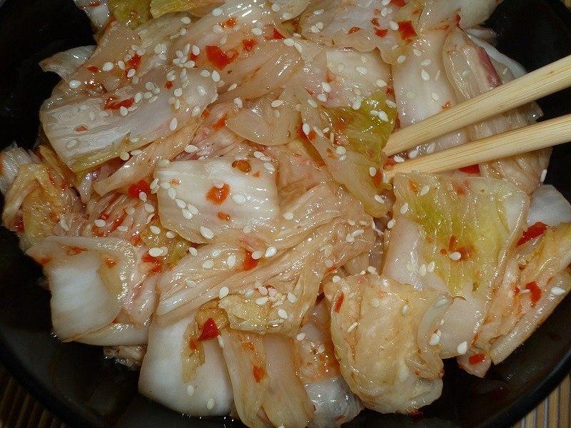 Кимчи - для любителей остренького