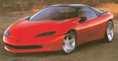 Вехи истории:1989 Chevrolet California IROC Camaro Дизайн концепт-кара Chevrolet California IROC Camaro 1989 года преподнес несколько сюрпризов фанатам Camaro, которые думали, что знают